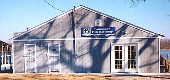 Pamunkey Fish Hatchery